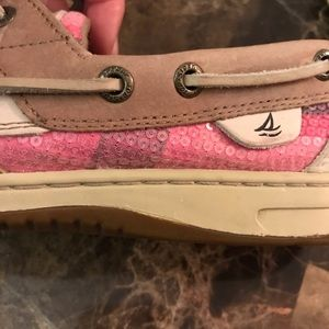 Sperry Shoes - Sperry Top-Sider boat shoes Women's Size 6 slip-on
